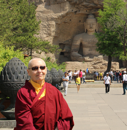 Jetsunma Tenzin Palmo's Pilgrimage to China