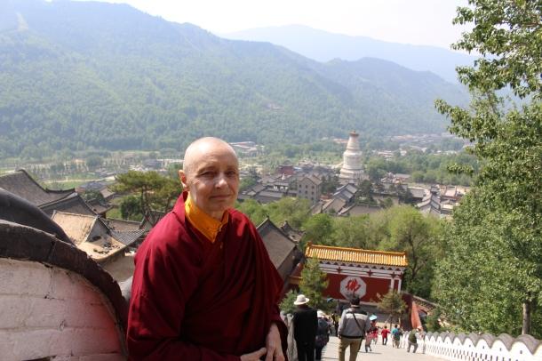 Wutaishan  Village