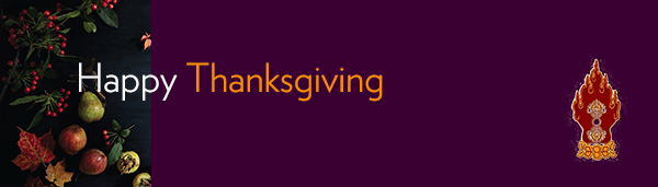 Happy Thanksgiving sourdough