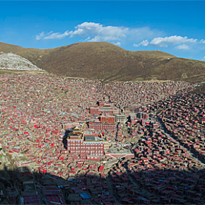 The Levels of Study of the Karma Kagyü at Larung Gar